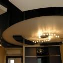Многоуровневые натяжные потолки, фото 12