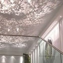 Тканевые натяжные потолки, фото 1