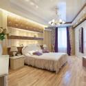 Натяжные потолки в спальне, фото 3