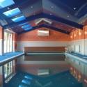 Натяжные потолки для бассейна, фото 1