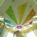 Натяжные потолки в детской, фото 2