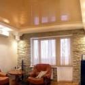 Пленочные натяжные потолки, фото 4