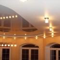 Глянцевые натяжные потолки, фото 5