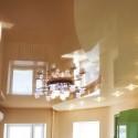 Глянцевые натяжные потолки, фото 6