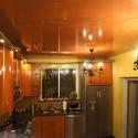 Натяжные потолки на кухне, фото 4
