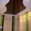 Натяжные потолки в ванной, фото 11