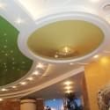 Многоуровневые натяжные потолки, фото 1