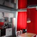 Натяжные потолки на кухне, фото 1