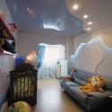Натяжные потолки в детской, фото 4