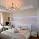 Натяжные потолки в спальне, фото 2