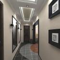 Натяжные потолки в коридоре, фото 2