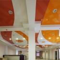 Натяжные потолки для офиса, фото 4