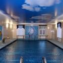 Натяжные потолки для бассейна, фото 2