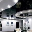 Многоуровневые натяжные потолки, фото 5
