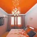 Натяжные потолки в спальне, фото 4
