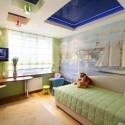 Натяжные потолки в детской, фото 8