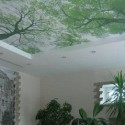 Тканевые натяжные потолки, фото 10