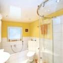 Натяжные потолки в ванной, фото 7