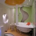 Натяжные потолки в ванной, фото 6