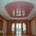 Глянцевые натяжные потолки, фото 10
