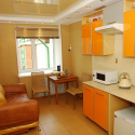 Натяжные потолки на кухне, фото 6