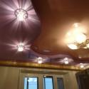 Глянцевые натяжные потолки, фото 11