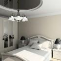 Натяжные потолки в спальне, фото 6