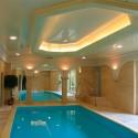 Натяжные потолки для бассейна, фото 9