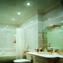 Натяжные потолки в ванной, фото 4