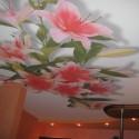 Тканевые натяжные потолки, фото 4
