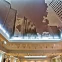 Натяжные потолки для офиса, фото 8