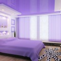 Натяжные потолки в спальне, фото 11