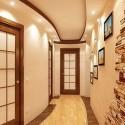 Натяжные потолки в коридоре, фото 12